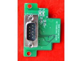 FX2N-232-BD RS232 interface boards for Mitsubishi FX2N, anti-static and anti-surge.