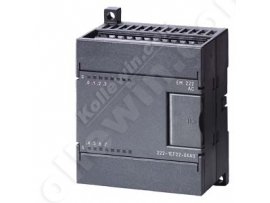 6ES7222-1HD22-0XA0 EM222, 4DO RELAY,10A, DC5-30V, AC5-250V